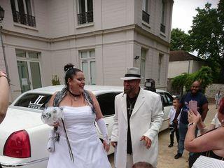 Le mariage de Morgane et Sylvain 1