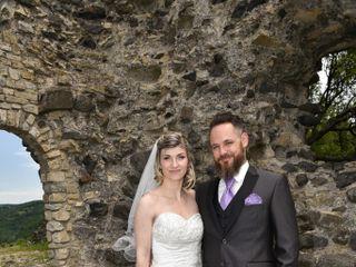 Le mariage de Sandra et Bastien 1
