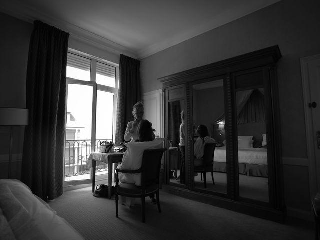 Le mariage de Tim et Aurélia à Deauville, Calvados 5