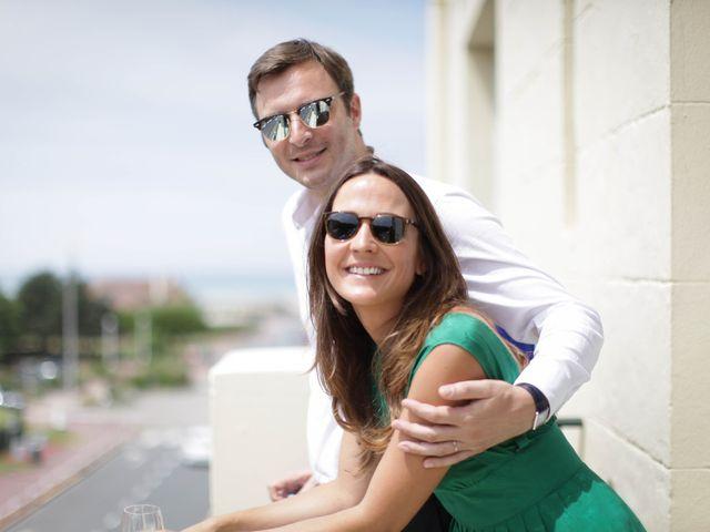 Le mariage de Tim et Aurélia à Deauville, Calvados 15