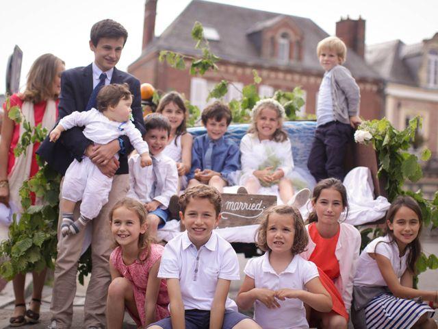 Le mariage de Tim et Aurélia à Deauville, Calvados 1
