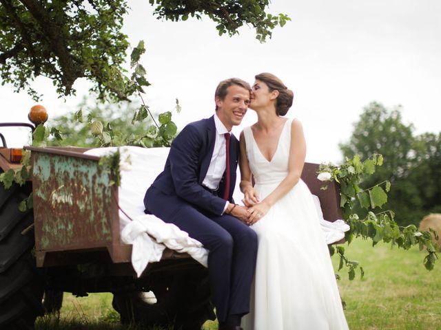 Le mariage de Aurélia et Tim