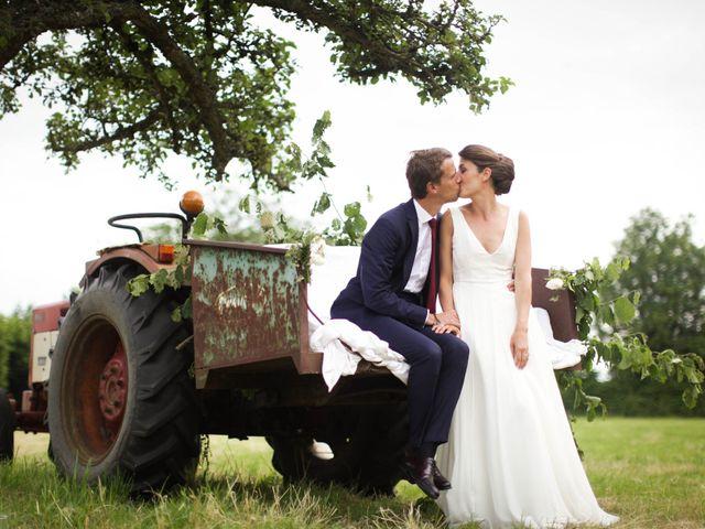 Le mariage de Tim et Aurélia à Deauville, Calvados 46