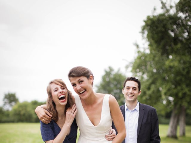 Le mariage de Tim et Aurélia à Deauville, Calvados 61