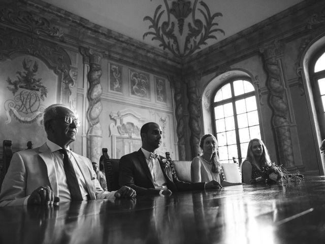 Le mariage de Christophe et Nastasia à Genève, Genève 1