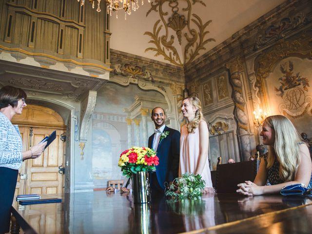 Le mariage de Christophe et Nastasia à Genève, Genève 6