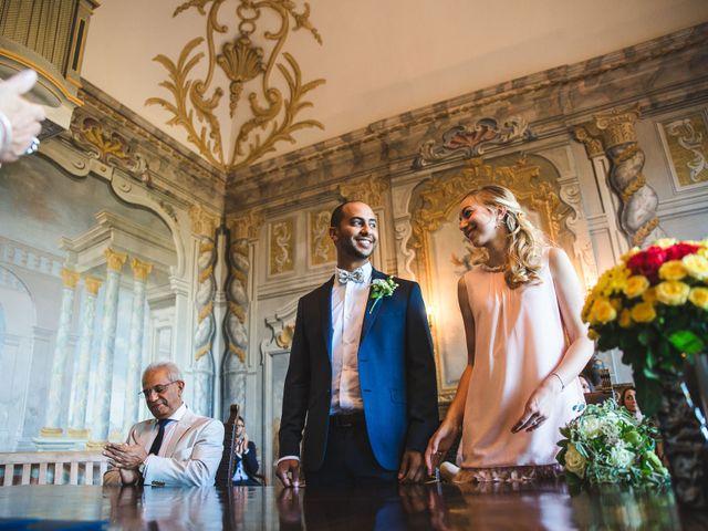 Le mariage de Christophe et Nastasia à Genève, Genève 7