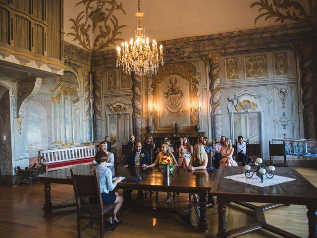 Le mariage de Christophe et Nastasia à Genève, Genève 8