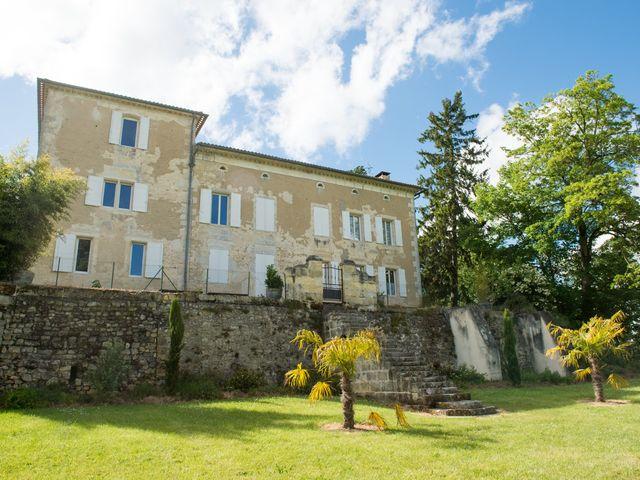 Le mariage de Julien et Ludivine à Saint-André-de-Cubzac, Gironde 14