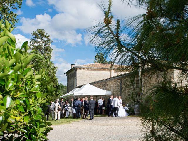 Le mariage de Julien et Ludivine à Saint-André-de-Cubzac, Gironde 15