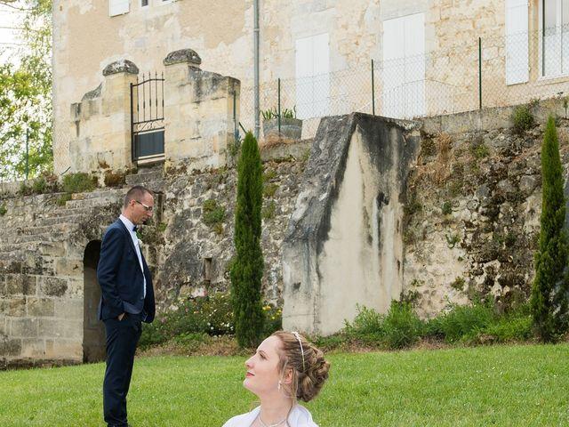 Le mariage de Julien et Ludivine à Saint-André-de-Cubzac, Gironde 18