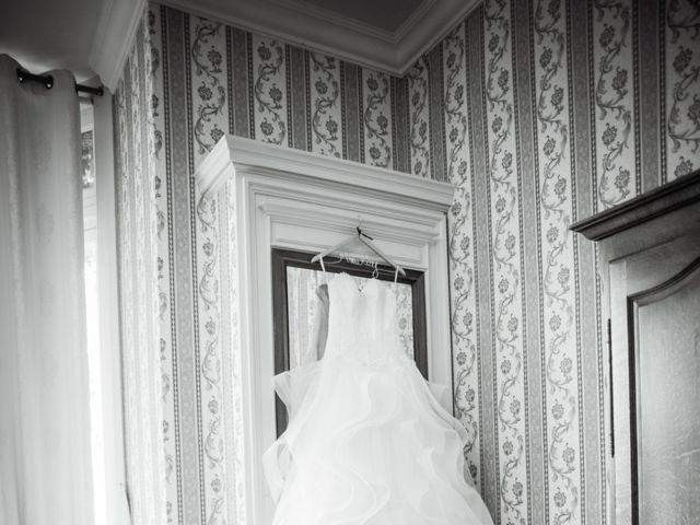 Le mariage de Aurélien et Camille à Villebois, Ain 4
