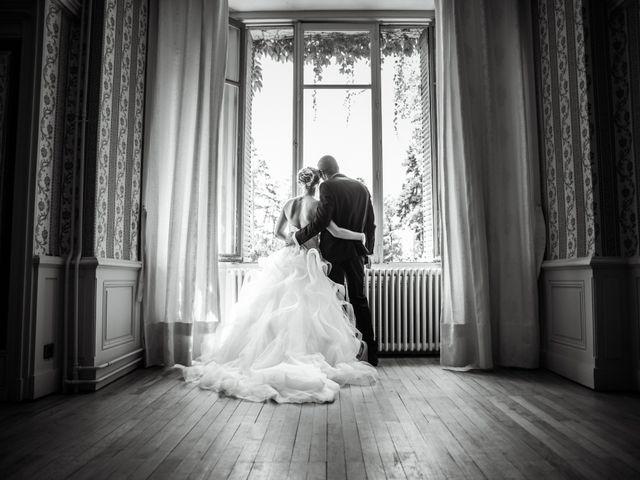 Le mariage de Aurélien et Camille à Villebois, Ain 17
