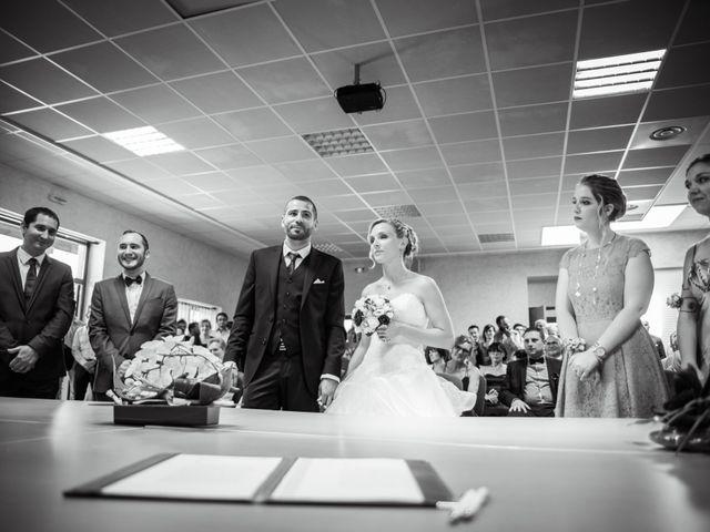 Le mariage de Aurélien et Camille à Villebois, Ain 31