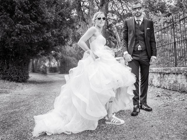 Le mariage de Aurélien et Camille à Villebois, Ain 48
