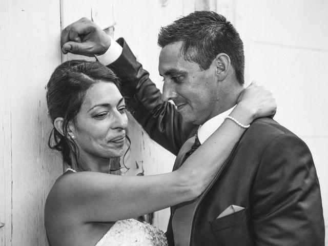 Le mariage de Sarah et Jhonny