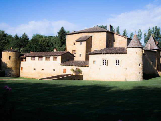 Le mariage de Johan et Aurélie à Lacenas, Rhône 2