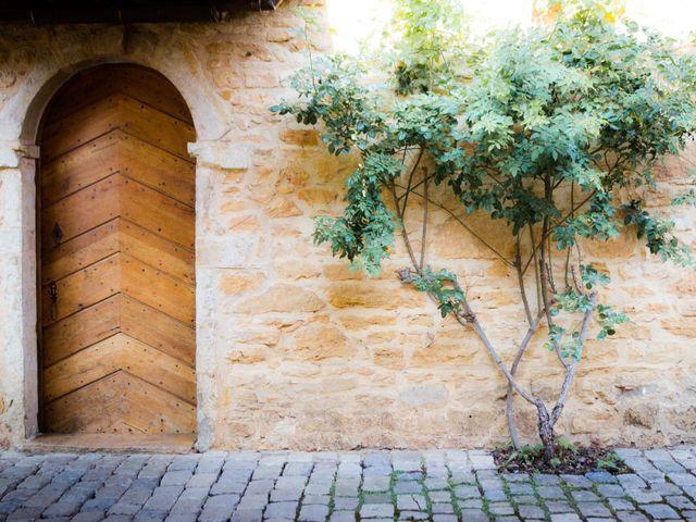 Le mariage de Johan et Aurélie à Lacenas, Rhône 4