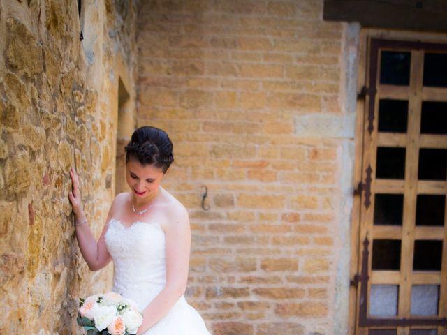 Le mariage de Johan et Aurélie à Lacenas, Rhône 11