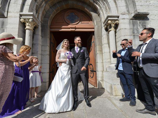 Le mariage de Bastien et Sandra à Villeneuve-de-Berg, Ardèche 8