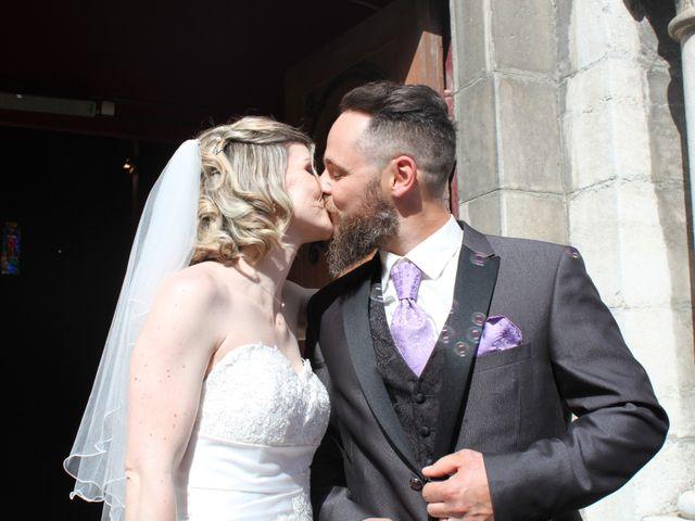 Le mariage de Sandra et Bastien