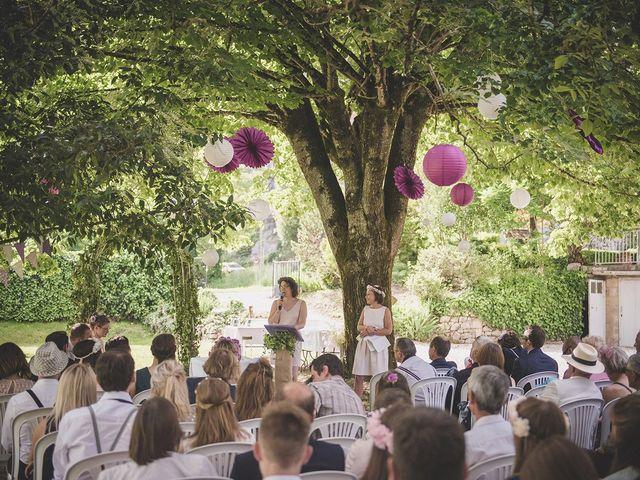 Le mariage de Gaël et Céline à Souillac, Lot 45