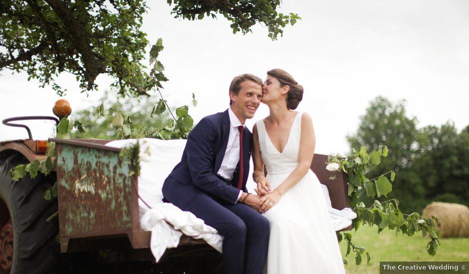 Le mariage de Tim et Aurélia à Deauville, Calvados
