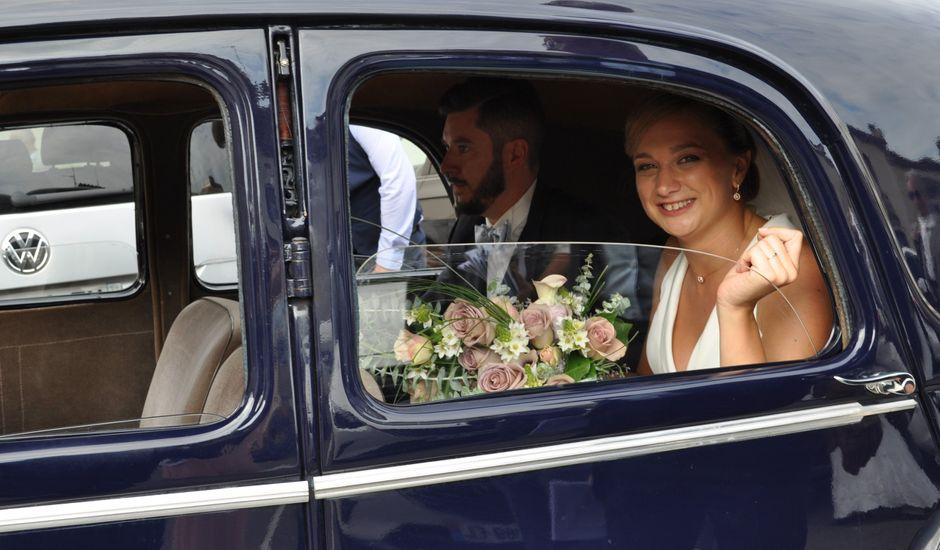 Le mariage de Matthieu et Céline à Montpellier, Hérault