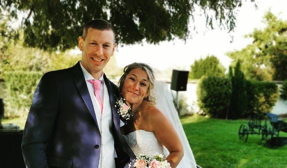 Le mariage de Mathieu  et Lauriane  à Chailly-en-Bière, Seine-et-Marne