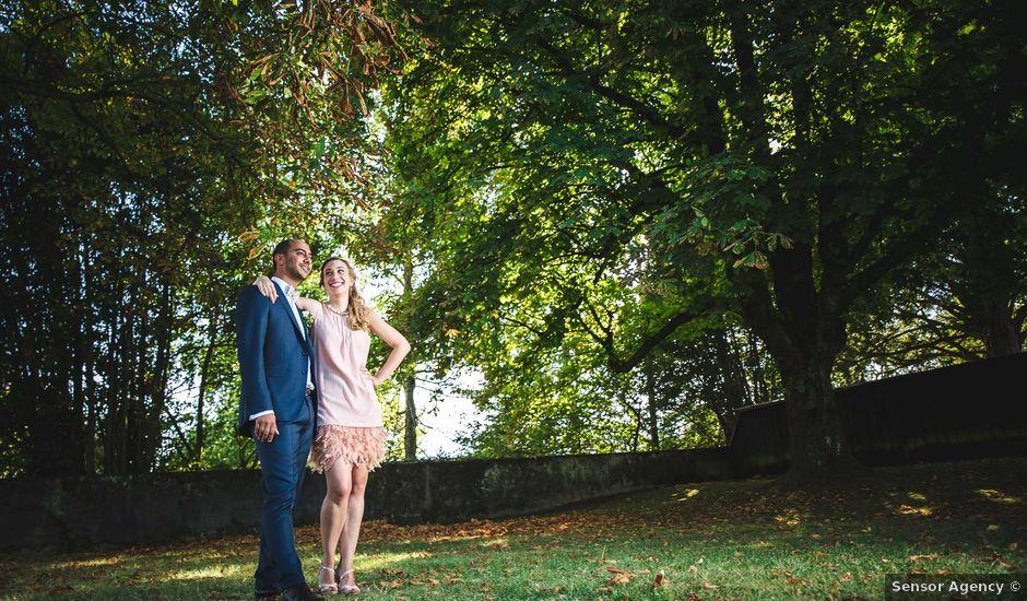 Le mariage de Christophe et Nastasia à Genève, Genève