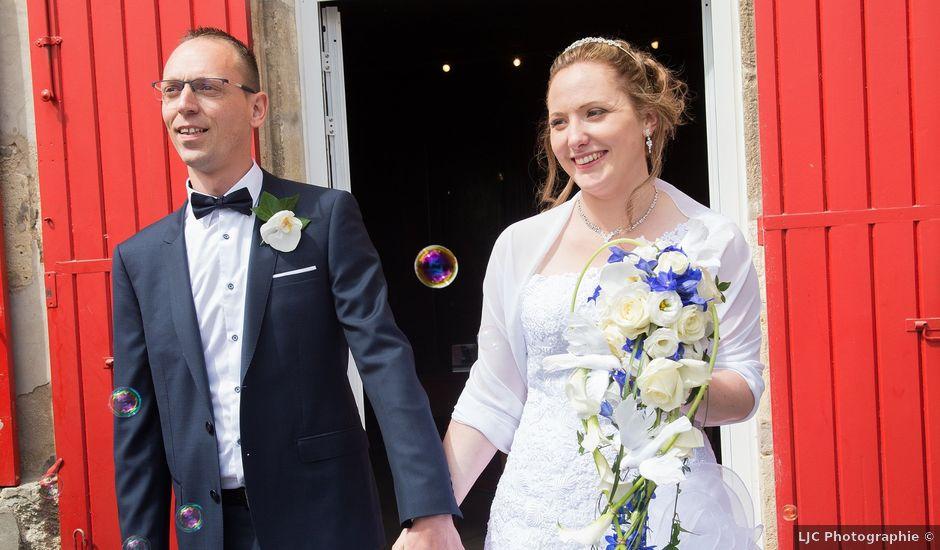 Le mariage de Julien et Ludivine à Saint-André-de-Cubzac, Gironde