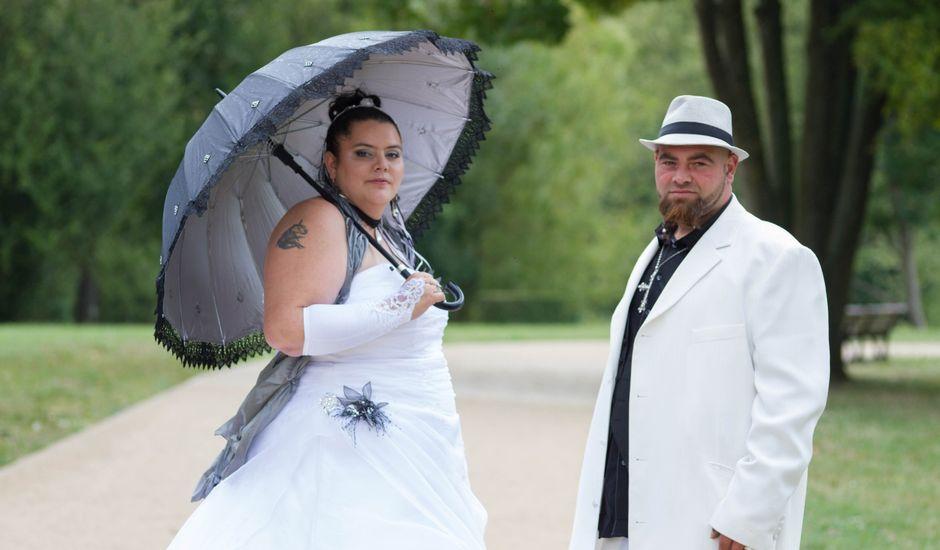 Le mariage de Sylvain et Morgane à Juvisy-sur-Orge, Essonne