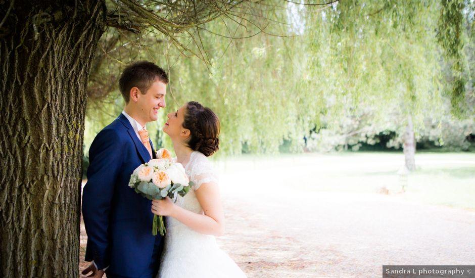 Le mariage de Johan et Aurélie à Lacenas, Rhône