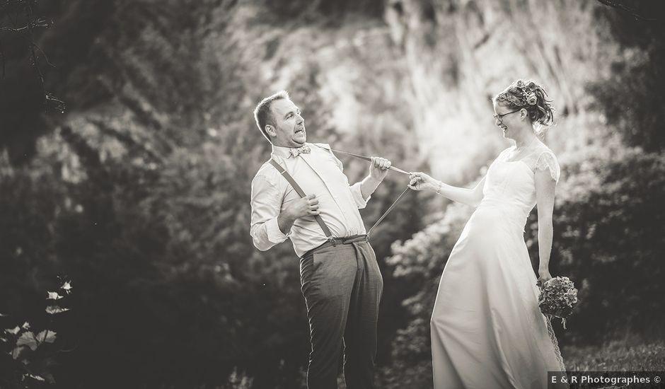 Le mariage de Gaël et Céline à Souillac, Lot