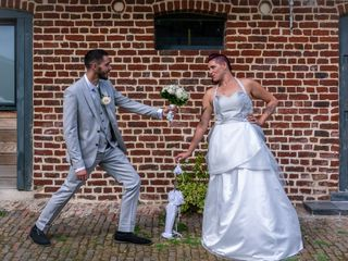 Le mariage de Gwendoline et Gaetan