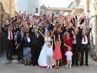 Le mariage de Joanna et Benoît 2