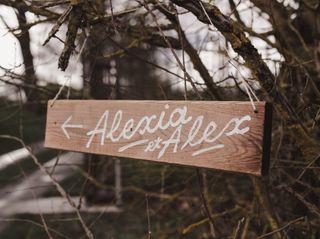 Le mariage de Alexia et Alex 1