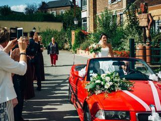 Le mariage de Angeline et Vincent 2