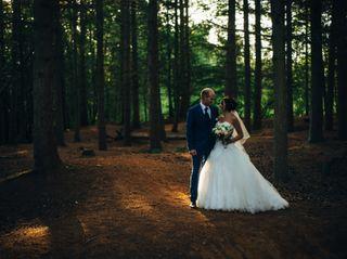 Le mariage de Angeline et Vincent