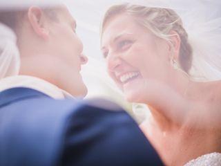 Le mariage de Anamaria et julien