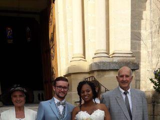 Le mariage de Ludovic et marie et Brun 2