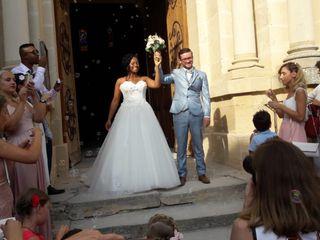 Le mariage de Ludovic et marie et Brun