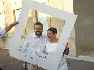 Le mariage de Émilie  et Christophe