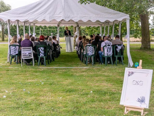 Le mariage de Gaetan et Gwendoline à Steenvoorde, Nord 6