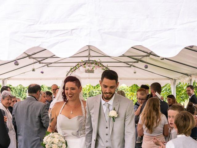 Le mariage de Gaetan et Gwendoline à Steenvoorde, Nord 7