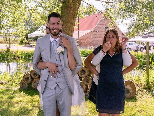 Le mariage de Gaetan et Gwendoline à Steenvoorde, Nord 12