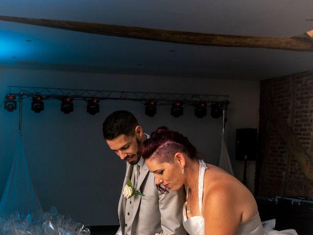 Le mariage de Gaetan et Gwendoline à Steenvoorde, Nord 26