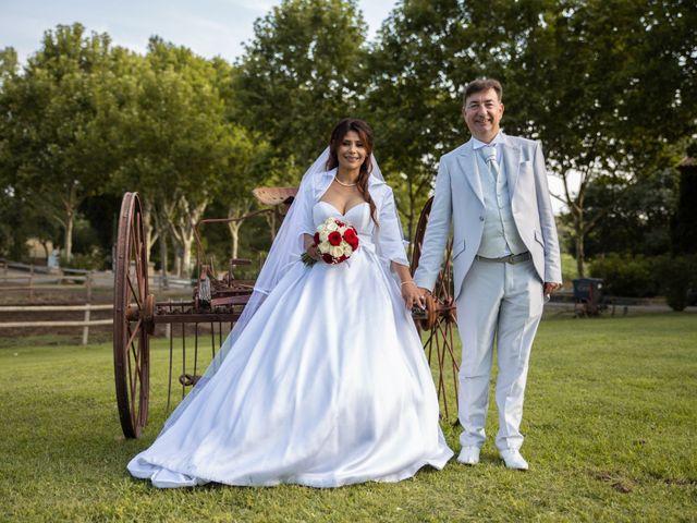 Le mariage de Lilian et Irina à Fabrègues, Hérault 22