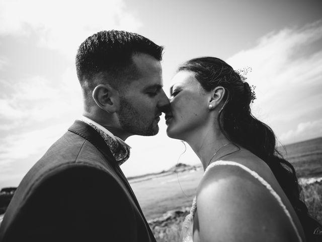 Le mariage de Franck et Noémie à Ploudalmézeau, Finistère 26