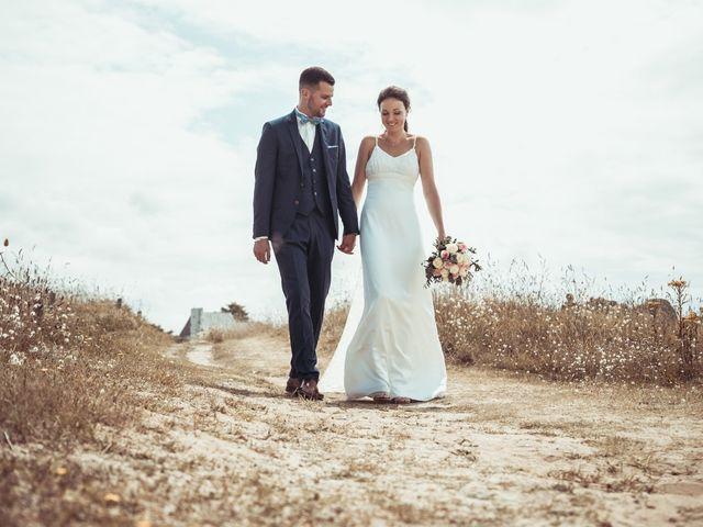 Le mariage de Franck et Noémie à Ploudalmézeau, Finistère 28